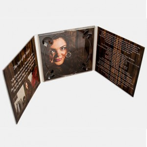 Six Panel Digipak